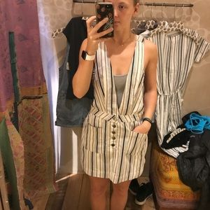 Free People Dress Overalls